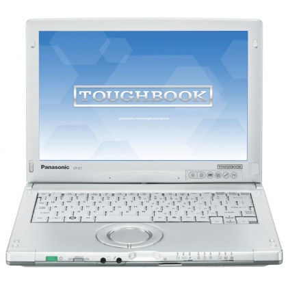 Ноутбук Panasonic Toughbook CF-C1 AUAAZF9 Black фото 1